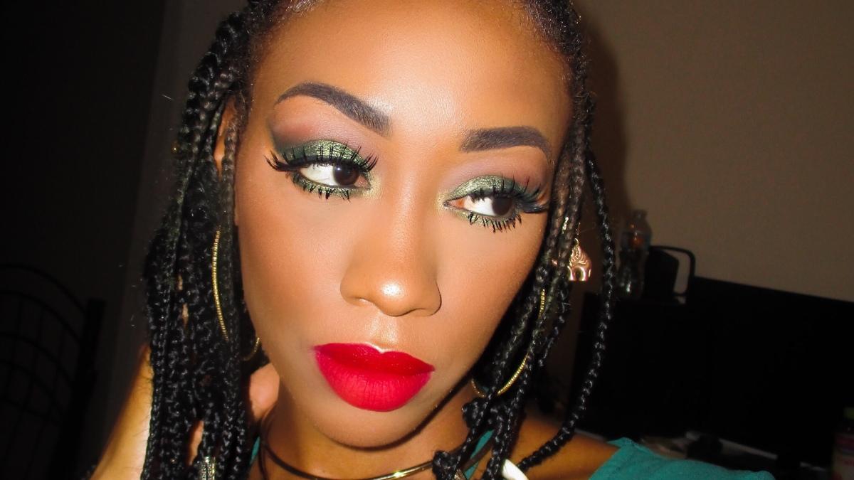 MOTD: Rihanna Inspired MakeupLook