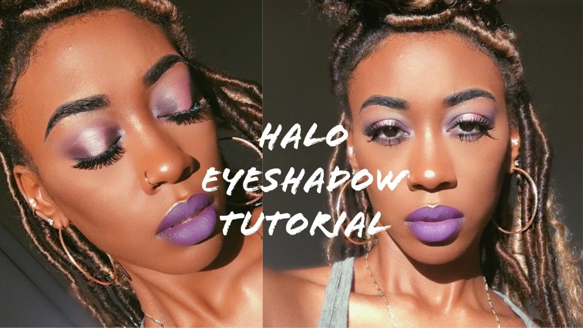 Halo Eyeshadow Tutorial